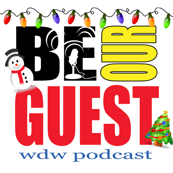Be Our Guest Podcast logo