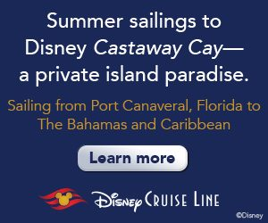 Learn more about summer sailings to Disney Castaway Cay - a private island paradise.