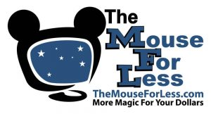 The Mouse For Less logo