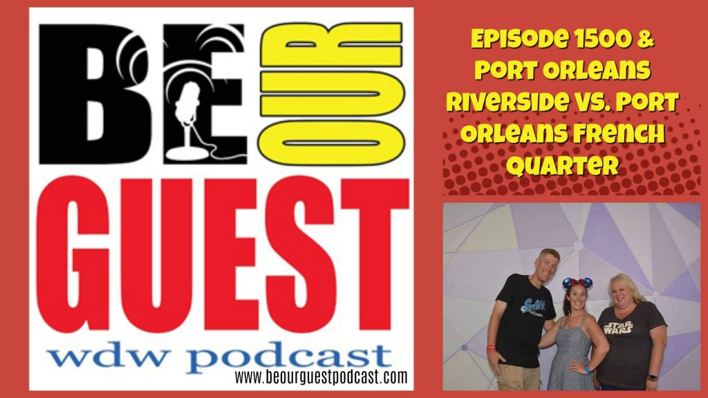 Be Our Guest Podcast